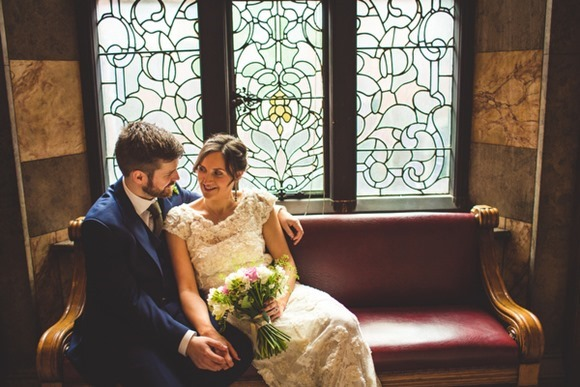 A Wedding at Sheffield Town Hall (c) S6 Photography