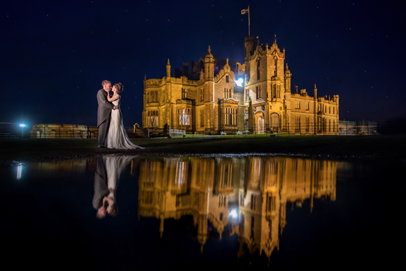 Allerton Castle by Chris Chambers Photography