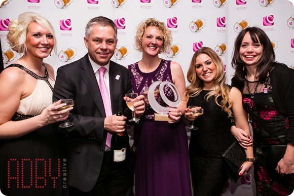The Wedding Industry Awards 2014