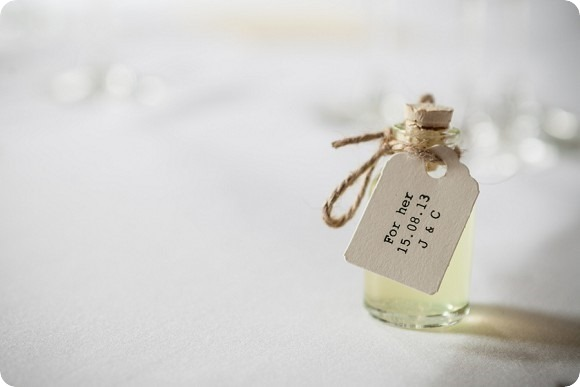 Wedding Favours - Peter Boyd Photography