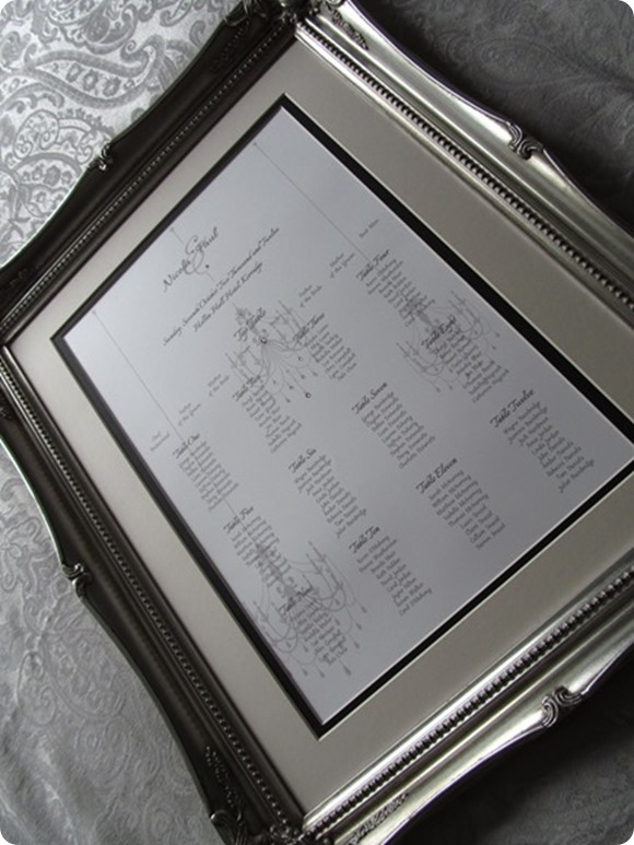ATLD Elegant Chandelier with Swarovski Crystals Swept Framed Table Plan £70.00
