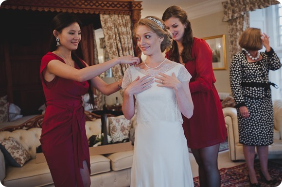 Laura Calderwood Photography - Goldsborough Hall Wedding