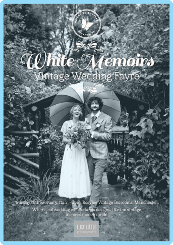 White Memoirs Vintage Wedding Fayre