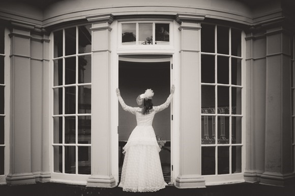 1940s wedding inspiration shoot at Denton Hall (c) Suzy Mitchell Photography