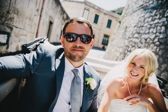 Destination Wedding on the Amalfi Coast by Sarah Beth Photography assisted by Thomas Arran