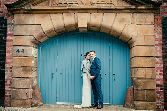 (c) Rachel Jones Photography at Kelham Island Museum Wedding Sheffield