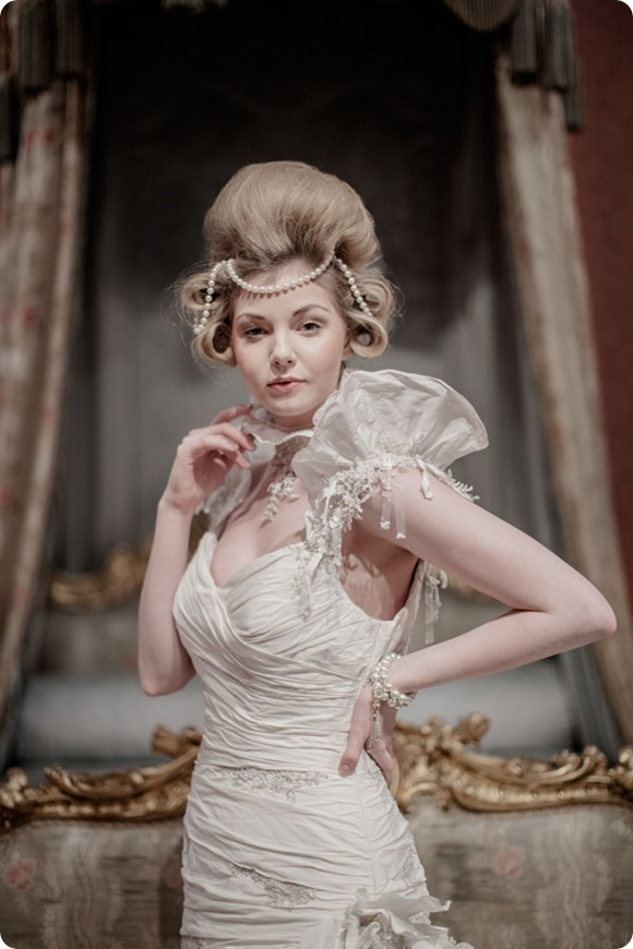 Lee Scullion for Belle Bridal Magazine