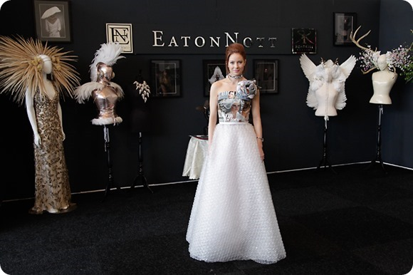 EatonNott Roadkill Couture at White Gallery London by Chris Dadey