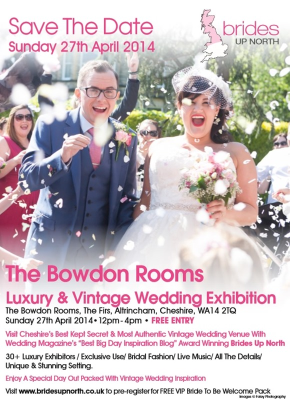 The Bowdon Rooms Spring 2014