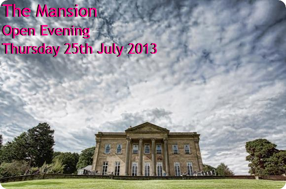 The Mansion Open Evening