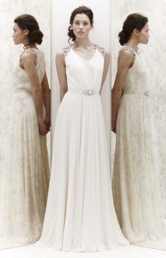 Jenny Packham at The White Room Sheffield