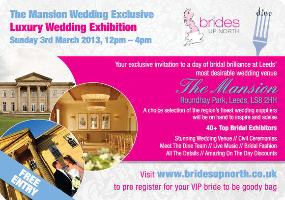 The Mansion Luxury Wedding Exhibition