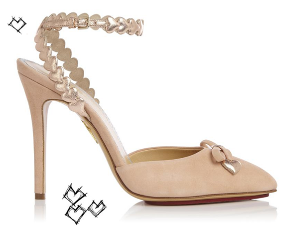 Friday Fabulous Charlotte Olympia