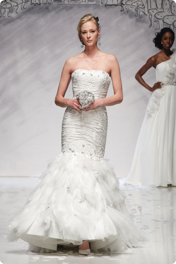 "Ian Stuart Bride ""Frill Me"" Collection 2014"