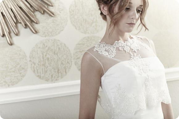 Kirstie McNulty for Jessica Bennett Bespoke Bride