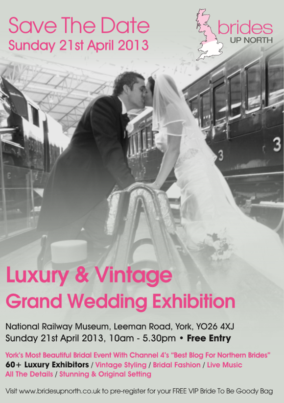 NRM Luxury & Vintage Grand Wedding Exhibition Spring 2013