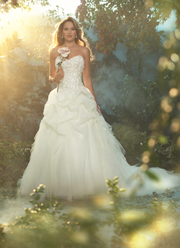 227 Sleeping Beauty -  Alfred Angelo