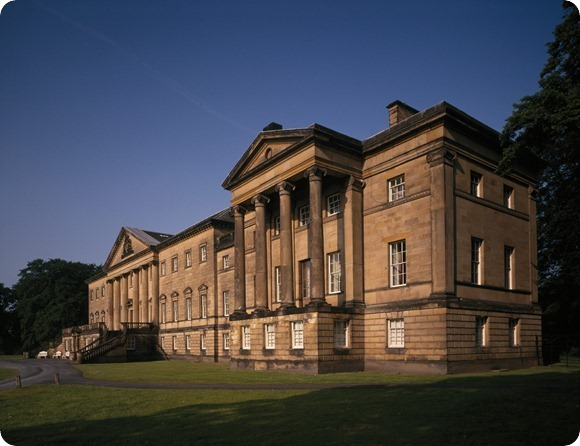 Nostell Priory Luxury Wedding Exhibition Autumn 2013