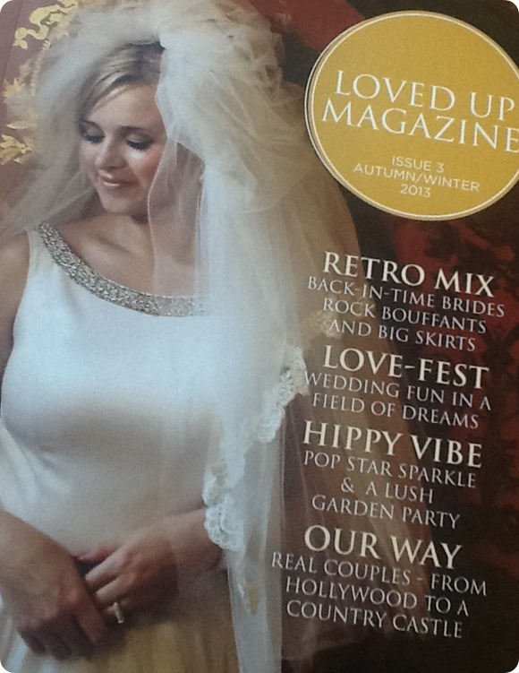 Brides Up North in Unveiled Magazine