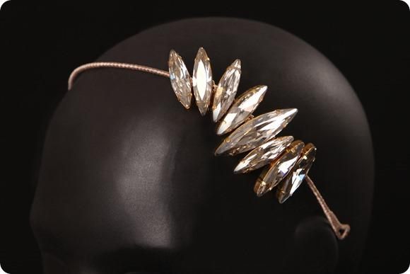 Greta by Polly Edwards at Damselle Tiaras