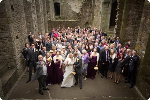 Bolton Castle Wedding Photography by Richard Wynn-Davies
