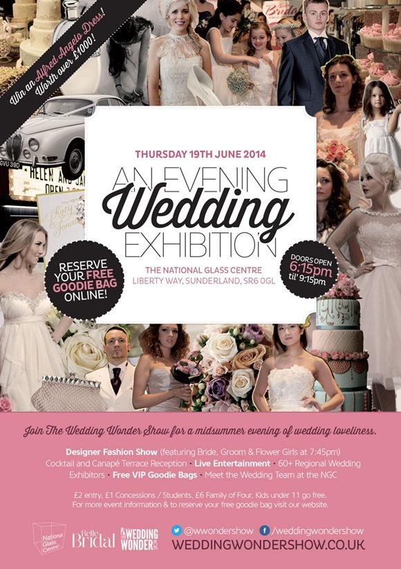 The Wedding Wonder Show with Belle Bridal Magazine