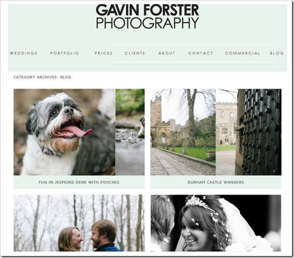 Gavin Forster Photography