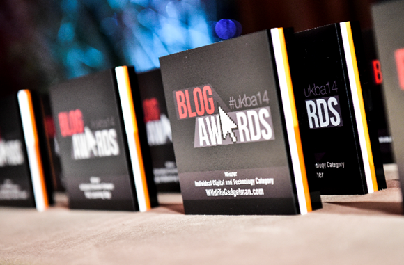 The National UK Blog Awards 2014