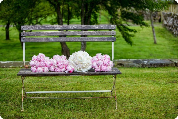 Peony Wedding by Damian Hall Photography