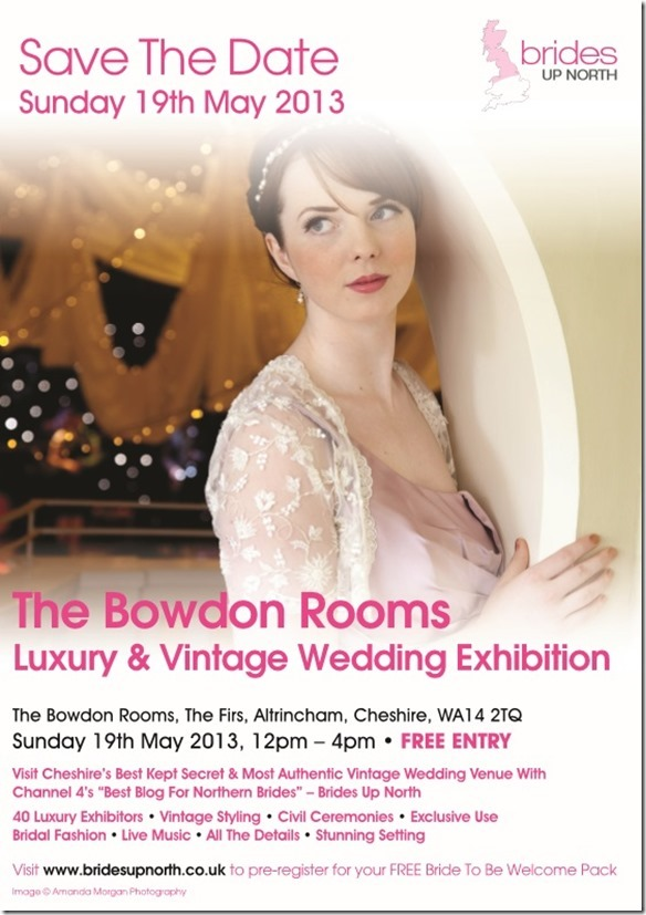 The Bowdon Rooms Vintage Wedding Exhibition