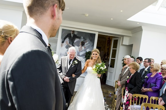 (c) Leighton Bainbridge Photography - Woodhill Hall Wedding