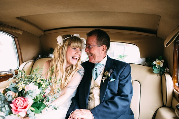 a boho wedding at Lumley Castle (c) Chris Parkinson Photography  (11)