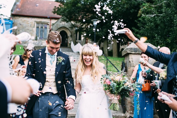 a boho wedding at Lumley Castle (c) Chris Parkinson Photography  (16)