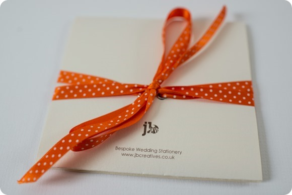 Wedding Stationery by JB Creatives