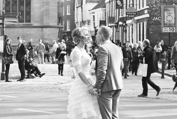 York Wedding by Emilia Smith