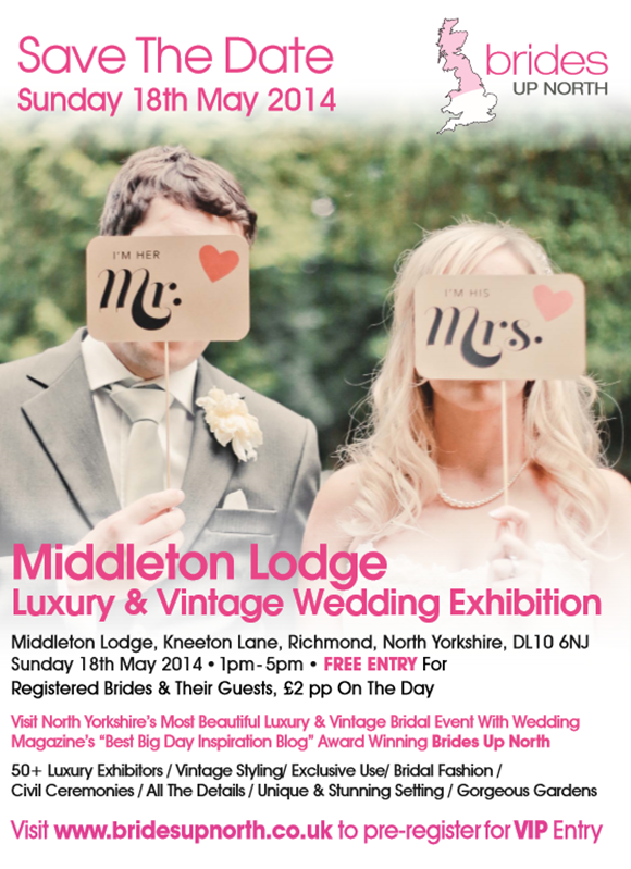 Middleton Lodge Luxury & Vintage Wedding Exhibition