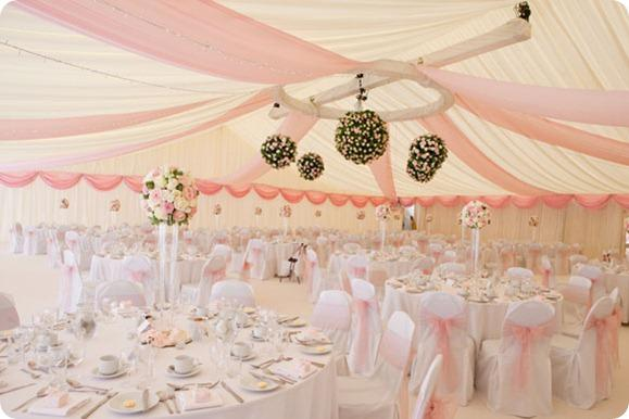 Marquee wedding in Leeds by Claire Evans Photography