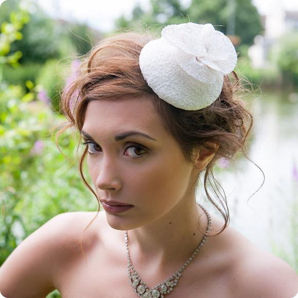 Bridal Accessories by Heline Bekker for HT Headwear