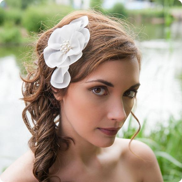 Wedding Hair by Heline Bekker for HT Headwear