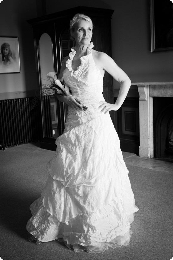 Rise Hall Bride by Insight Photography