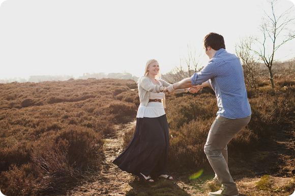 A Real Engagement in Yorkshire by John Hope Photography