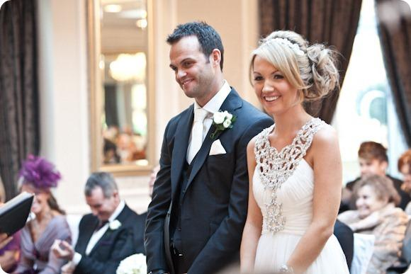 Rachel and Ryan's wedding at Rockcliffe Hall, Co. Durham