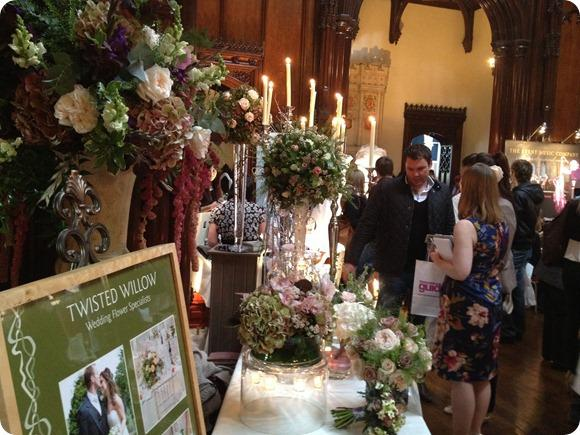 Allerton Castle Wedding Fair