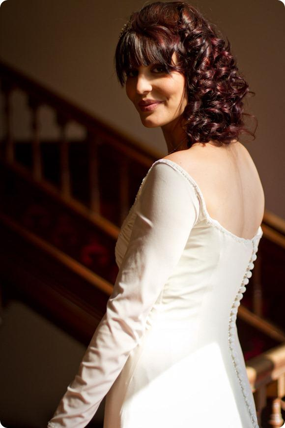 Hargate Hall Bridal Shoot by Gavin Forster Photography
