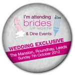 The Mansion Wedding Fair October 2012