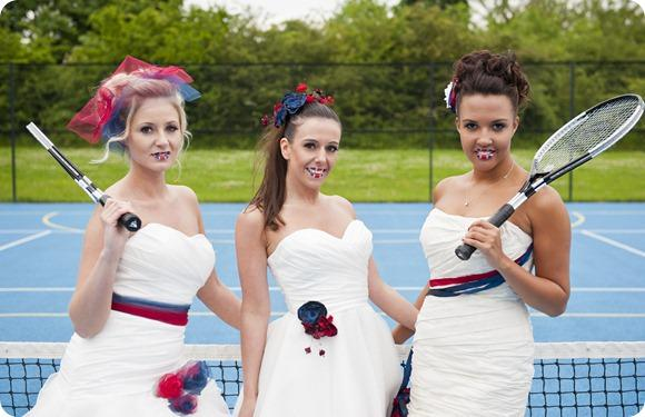 Olympics Brides by K&I Imaging