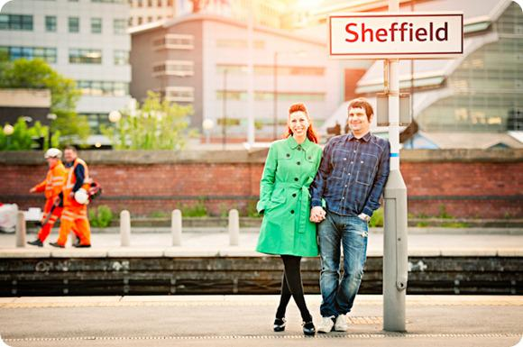 A Sheffield Engagement Shoot by Andrew Scott Clarke
