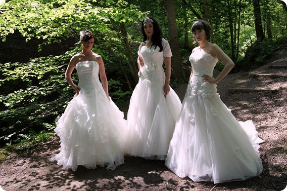 A Jubilee Bridal Shoot in Bury by N Cadman
