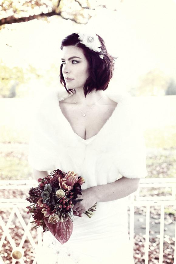Autumn vintage wedding by Adam Capper Photography