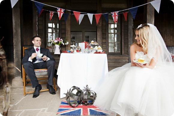 A Chirk Castle Wedding Inspiration Shoot by Caroline White Photography
